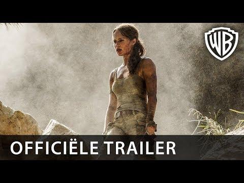 Tomb Raider | Officiële trailer 1 NL ondertiteld | 15 maart 2018 streaming vf