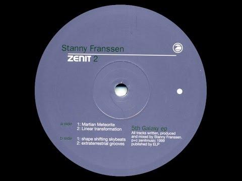 Stanny Franssen - Martian Meteorite