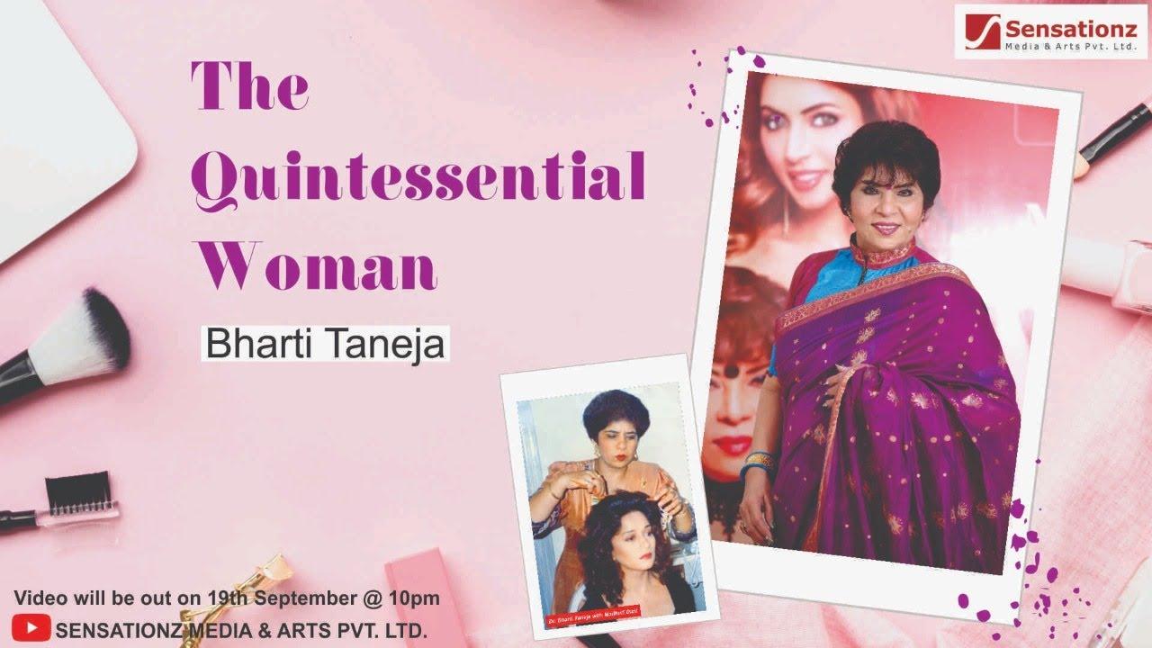 Bharti Taneja interview  ALPS Beauty Academy  Sensationz media