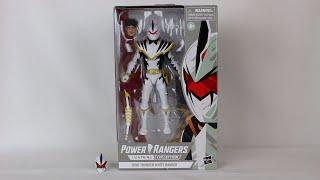 Lightning Collection Dino Thunder White Ranger Review