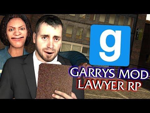 Lawyer RP (Garry's Mod)