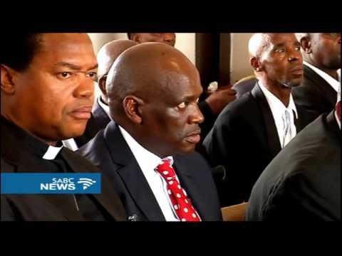 Friends, family bid farewell to veteran broadcaster Teboho Koekoe