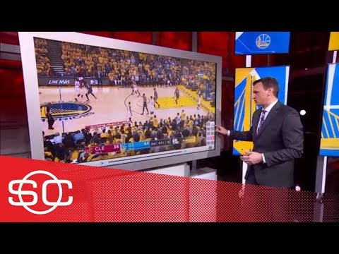 Tim Legler Breaks Down 'demoralizing' Warriors' Plays Vs. Cavaliers In Game 2 | SportsCenter | ESPN