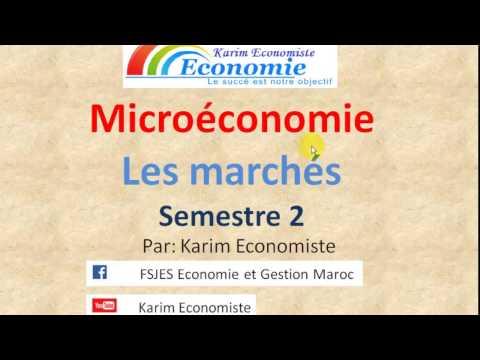 Microéconomie S2