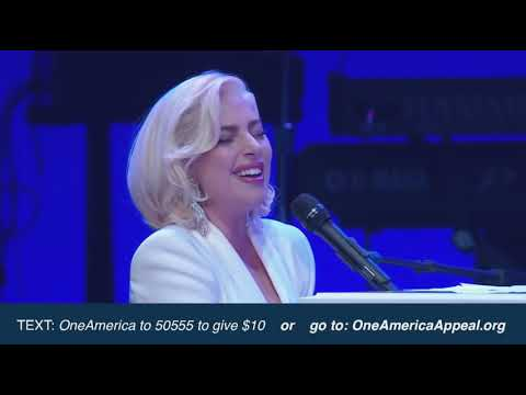 Baixar Lady Gaga - Million Reasons / Yoü and I / The Edge of Glory live at One America Appeal