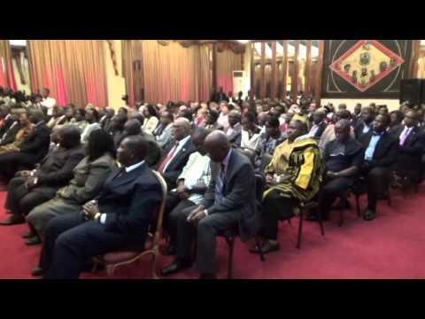 PREZ SIRLEAF URGES LIBERIANS TO TIGHTEN THE BELT