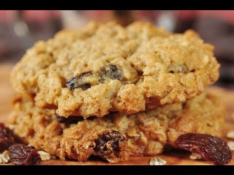 Oatmeal Cookies (Classic Version) - Joyofbaking.com