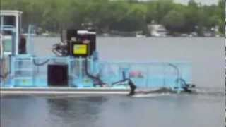 Cleantec Infra Hm 620 Weed Harvester