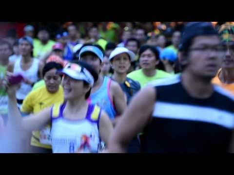 River Kwai International Half Marathon,Thailand