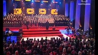 """Kauno technologijos universiteto mišrus choras """"Jaunystė"""" LRT projekte """"Lietuvos balsai"""""""