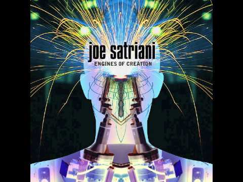 Joe Satriani - engines of creation (full album)