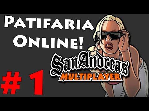 GTA SAMP #1: PRIMEIRO EMPREGO COMO CAÇADOR, MULTAS E DIFICULDADES INICIAIS!