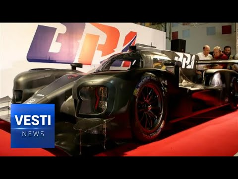 Russian Automakers Present a Top Notch Racing Car In Bahrain
