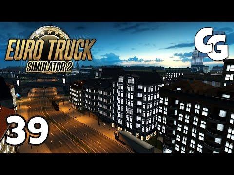 Euro Truck Simulator 2 - Ep. 39 - Entering Nürnberg - ETS2 ProMods 2.10 Gameplay