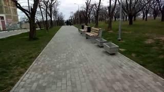 Севастополь. Северная. Дорога на Учкуевку 20 01 2018