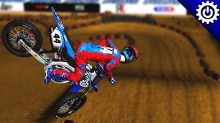 MX Simulator - Pro SX Prep Race From Kellen