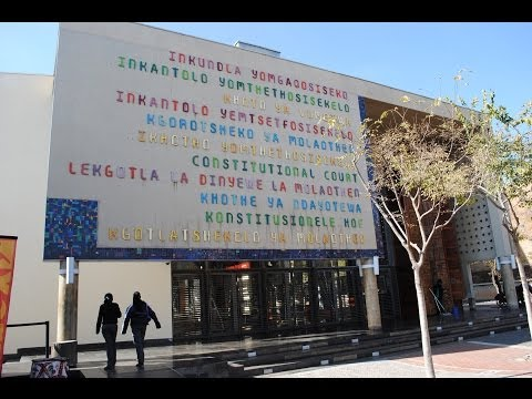 Saving South Africa's Constitutional Court art collection
