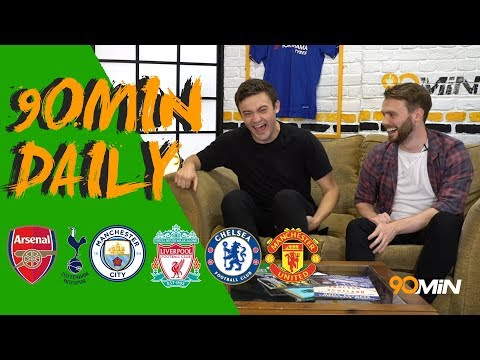 Matic officially signs for Man Utd £40mil! | Is Paul Pogba better than Patrick Vieira? | 90min Daily