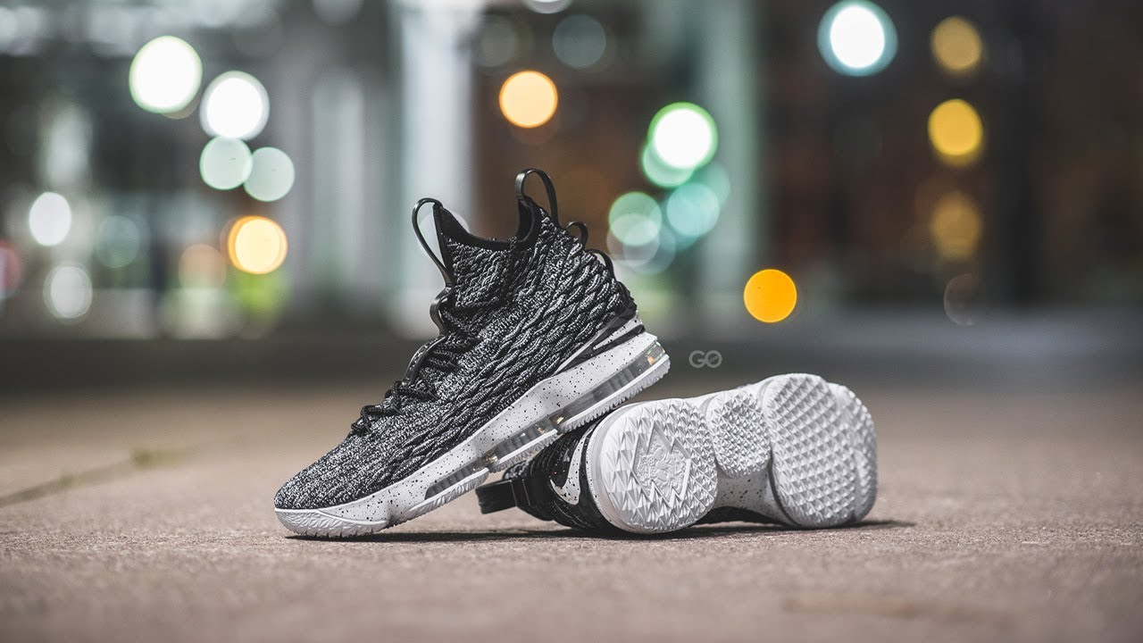 Review   On-Feet  Nike LeBron 15