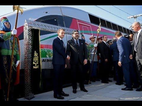 المغرب يدشن أول خط قطار فائق السرعة في أفريقيا  - نشر قبل 56 دقيقة