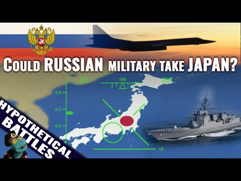 Could Russian military take Japan if it wanted to? (2020)