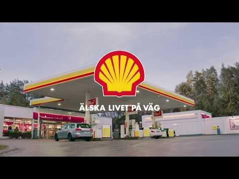 Shell Älska livet på väg -Uppkörningen