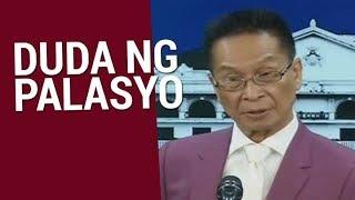 SONA: Palasyo, duda sa pahayag ng mga mangingisdang Pinoy na binangga sila ng Chinese vessel