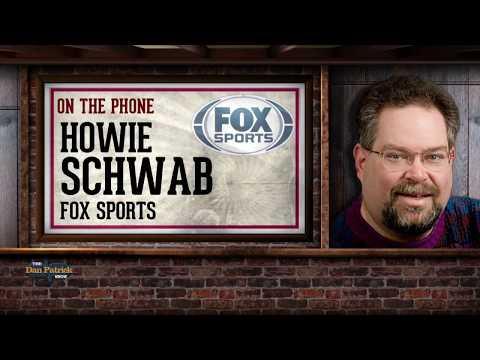 FOX Sports' Howie Schwab Breaks Down NCAA Tourney Brackets w/Dan Patrick   Full Interview   3/12/18
