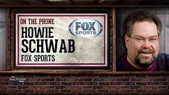 FOX Sports' Howie Schwab Breaks Down NCAA Tourney Brackets w/Dan Patrick | Full Interview | 3/12/18