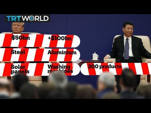 Will US-China tit for tat tariffs start a global trade war?