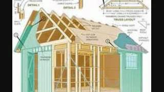 Download Free Wood Shed Plans