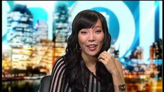 Dami Im - Interview on The Project - Channel 10