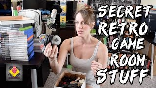 Retro Games Room Secret Side - Retro Gaming & items YOU DON