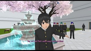 yandere simulator all senpais animations