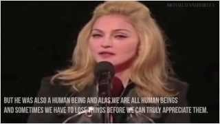 Madonna's tribute?| LONG LIVE THE KING | ?VMA 2009 w / subtitles HD