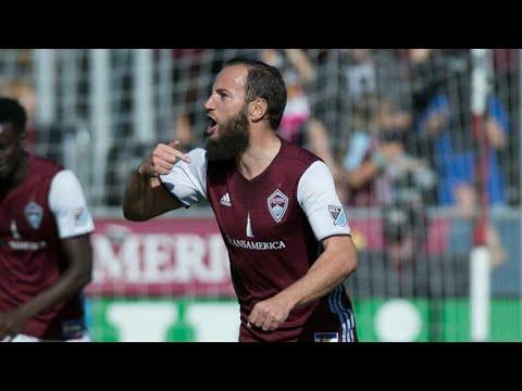 Shkelzen Gashi's Top 10 Goals in MLS - Colorado Rapids