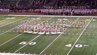 Lewisville High School Farmerettes August 30, 2013 - Lewisville Vs Plano by Jeff Lewis
