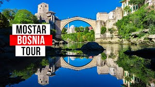 Mostar, Bosnia Walking Tour | You Must See To Believe It