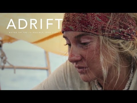 """Adrift   """"Survival"""" TV Commercial   Now In Theaters"""