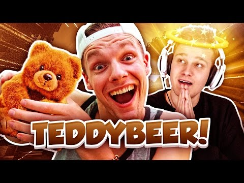 GERED DOOR DE TEDDYBEER! - Minecraft Survival #152