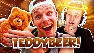 GERED DOOR DE TEDDYBEER! - Minecraft Survival #152