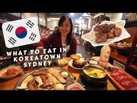 DELICIOUS KOREAN FOOD TOUR In Sydney - Korean BBQ, KFC (Korean Fried Chicken)