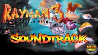 Rayman 3 Hoodlum Havoc Soundtrack - Prelude to Knaaren Arena