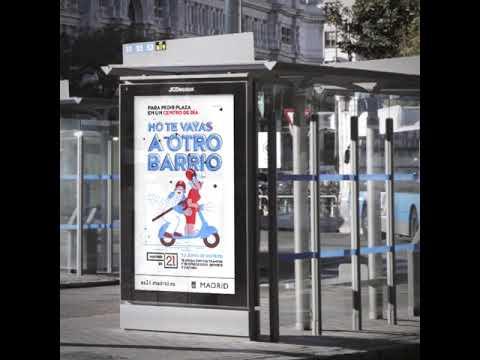 ¿Cómo se ha creado la última campaña del Ayuntamiento de Madrid? Nos lo cuenta September
