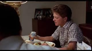 Семейная идиллия ... отрывок из фильма (Назад в будущее/Back to the Future)1985