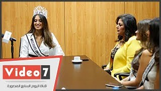 هدى عبود تكشف أسرار مسابقات ملكات الجمال فى مصر