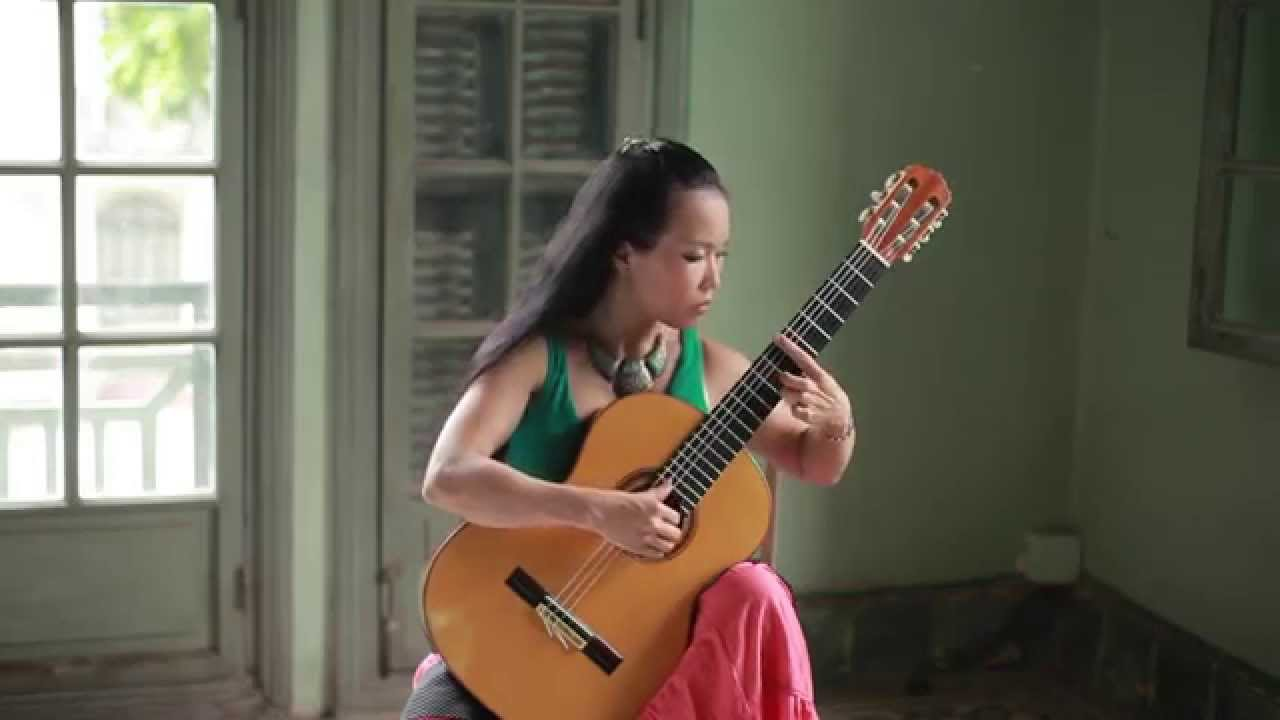 Usher Valse ( Nikita Koshkin) played by Thu Le