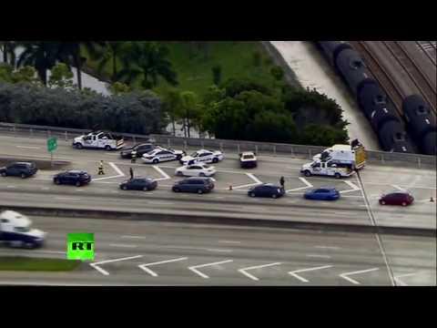 Les suites de la fusillade dans l'aéroport Fort Lauderdale aux Etats-Unis (Direct du 6.01)