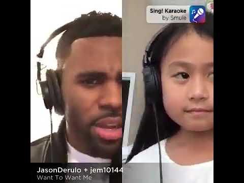 JASON DERULO Viral karaoke video