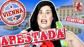 APESTADA en VIENA 😷 | Story time Dianina XL